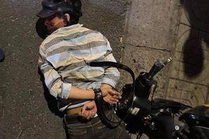 Trộm xe máy ở Bình Phước rồi đem về TP.HCM bán