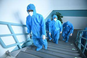TP.HCM yêu cầu nhân viên y tế ở nhà sau giờ làm