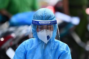 117 bệnh nhân Covid-19 nhập viện ở TP.HCM trong một ngày