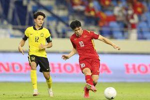 5 điểm nhấn sau trận thắng trước Malaysia của Việt Nam
