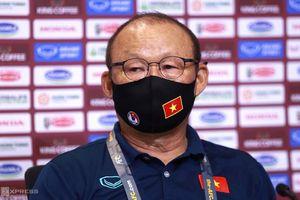 HLV Park Hang-seo bị treo giò ở trận đấu với đội tuyển UAE