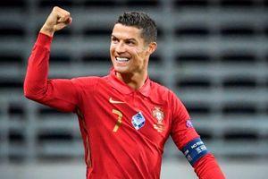 Cristiano Ronaldo tự tin Bồ Đào Nha có kết quá tốt tại EURO 2020