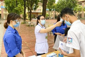 Huyện Gia Lâm: An toàn, nghiêm túc trong ngày thi đầu tiên vào lớp 10 THPT