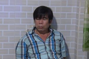 Kiên Giang: Bắt đối tượng mua bán ma túy trốn nã có vũ khí nóng