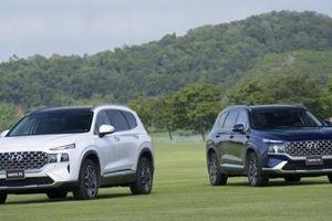 Hyundai bán nhiều xe nhất, Santa Fe có vị trí số 1 trong tháng 5/2021