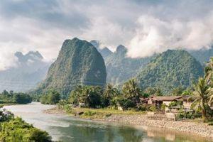 Áp thấp nhiệt đới sẽ làm tăng mực nước thượng nguồn sông Mekong