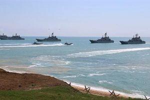Mỹ đưa kho Tomahawk đến Biển Đen khi Nga tập trận