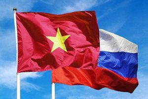 Điện mừng Quốc khánh Liên bang Nga