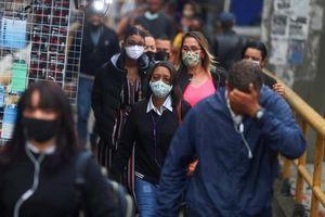 Brazil ghi nhận số ca mắc mới Covid-19 theo ngày cao nhất thế giới