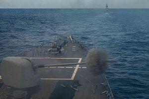 Trung Quốc tố Mỹ - Úc khoe cơ bắp trên biển Đông