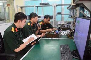 Tự chủ và làm chủ trang bị, khí tài thông tin liên lạc quân sự