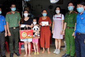 Bình Phước: Hỗ trợ công an viên gặp nạn khi bắt cướp