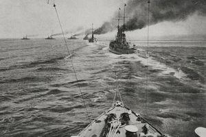 Giải mã trận hải chiến lớn nhất trong Thế chiến 1