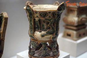 Cận cảnh loạt cổ vật cực hiếm của vương triều Mạc