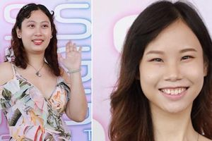 Hú hồn nhan sắc dàn thí sinh cuộc thi Hoa hậu Hong Kong 2021