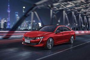 Peugeot 508 2021 từ 2,7 tỷ đồng tại Singapore, 'đấu' Toyota Camry