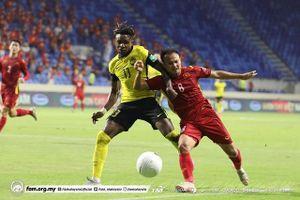 Báo Malaysia: Tuyển Malaysia đã hết suất dự World Cup sau khi thua Việt Nam 1-2