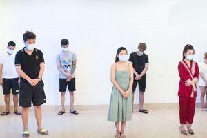 Bắc Ninh: 9 thanh niên tụ tập sử dụng ma túy bất chấp dịch đang phức tạp