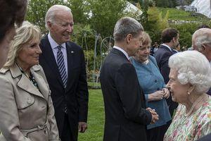 Thượng đỉnh G7: Tổng thống Mỹ Joe Biden lần đầu diện kiến Nữ hoàng Anh
