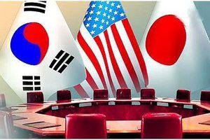 Mỹ, Hàn Quốc, Nhật Bản lần đầu tập trận chung dưới thời chính quyền Tổng thống Biden