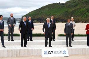 Thượng đỉnh G7 ngày thứ hai: Covid-19, Nga và Trung Quốc