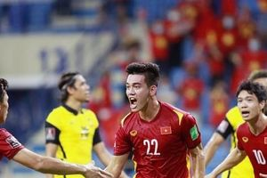 Biến động bảng G sau trận thắng của ĐT Việt Nam trước Malaysia