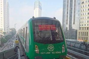 Khắc khoải đường sắt Cát Linh - Hà Ðông