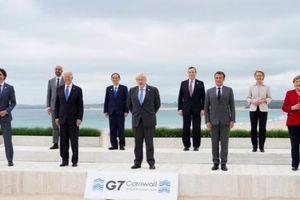 G7 chung sức cạnh tranh Vành đai Con đường của Trung Quốc
