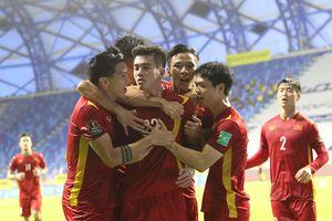 Tuyển Việt Nam nhận thưởng nóng 3 tỷ đồng