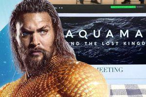 James Wan hé lộ tiêu đề Aquaman 2