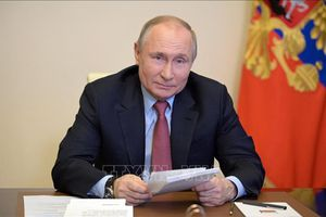 Tổng thống V. Putin nhận định quan hệ Nga-Mỹ ở mức thấp nhất trong nhiều năm