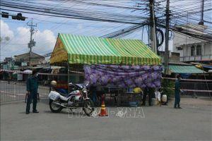 Long An truy vết trường hợp liên quan hai ca dương tính tại TP Hồ Chí Minh