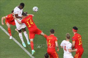 EURO 2020: VAR từ chối bàn thắng, Thụy Sĩ hòa xứ Wales