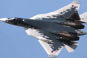 Không quân Nga sẽ nhận 5 máy bay chiến đấu Su-57 vào cuối năm