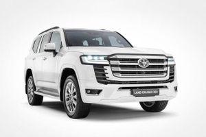Chi tiết SUV hạng sang Toyota Land Cruiser 2022 vừa ra mắt