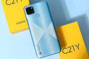 Smartphone RAM 4 GB, 3 camera sau, pin 5.000 mAh, giá 3,99 triệu tại Việt Nam