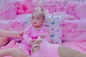 Những căn phòng đẹp lung linh của các công chúa, hoàng tử nhà sao Việt