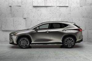 Lexus NX 2022 ra mắt: Thiết kế ấn tượng hơn, thêm động cơ mới