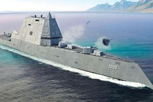 Chưa hề tồn tại tên lửa siêu thanh trang bị cho tàu khu trục Zumwalt?