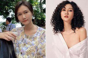Vẻ 'nóng bỏng' đời thường của hoa khôi đóng vai 'gái quê' trên màn ảnh Việt