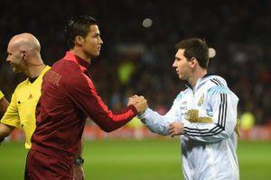 Top 5 kỷ lục mà Ronaldo khó sánh kịp Messi