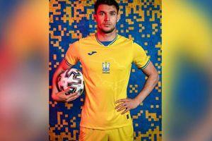 Khẩu hiệu trên áo bóng đá Euro 2020 của Ukraine gây ra sự phẫn nộ ở Crimea