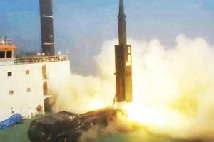 'Cởi trói' để Seoul phát triển tên lửa đủ sức tới Bắc Kinh, ý đồ Mỹ là gì?