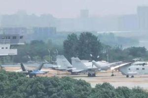 Lộ chi tiết đáng chú ý bên trong khu thử nghiệm tàu sân bay Trung Quốc