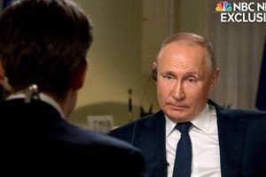 Putin phản ứng câu hỏi 'ông có phải kẻ giết người' từ nhà báo Mỹ thế nào?