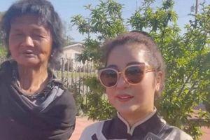 Giúp đỡ cựu ca sĩ Kim Ngân, Thúy Nga cảm thấy có người tìm cách hãm hại