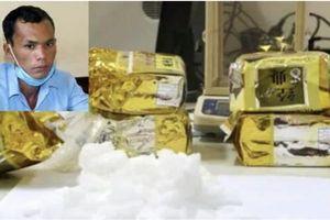 Đem 5kg ma túy đi bán, bị lực lượng công an tóm gọn