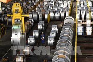 Chính phủ Anh dự định sẽ hủy bỏ khoảng một nửa hạn ngạch nhập khẩu thép