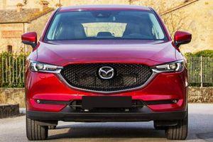 Mazda CX-5 tạo cách biệt về doanh số so với đối thủ
