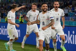 Italia đi vào lịch sử trong ngày khai màn EURO 2020